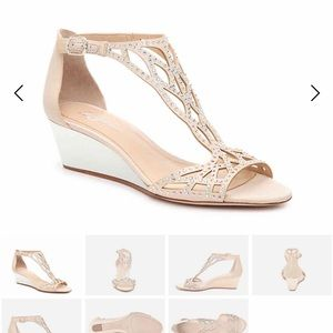 Jalen Wedge Sandal from Vince Camuto